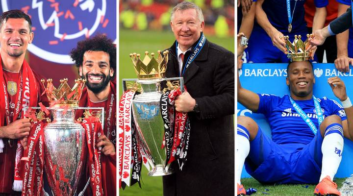 Manchester United Top All-Time Premier League Table Ahead Of Arsenal, Chelsea And Liverpool