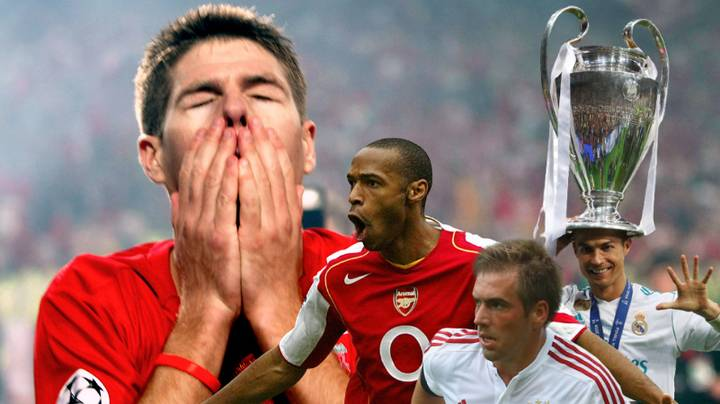 UEFA Name The Greatest XI In Champions League History