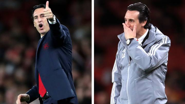 More Details On Unai Emery's Sacking From Arsenal Have Emerged
