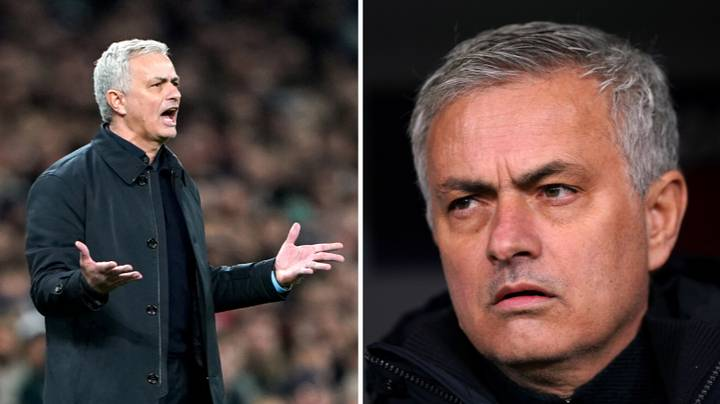 Jose Mourinho Once Ripped Up A Transfer Contract In Front Of A Player