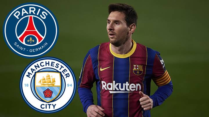 Lionel Messi 'Considering Third Club Option' Amid Interest From PSG And Manchester City