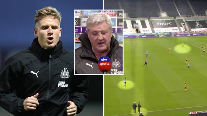 Matt Ritchie Calls Newcastle Manager Steve Bruce 'A Coward' In Remarkable Training Ground Bust-Up