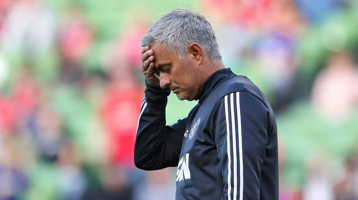Jose Mourinho Reveals The Team That Gave Him The Most Stress As A Manager