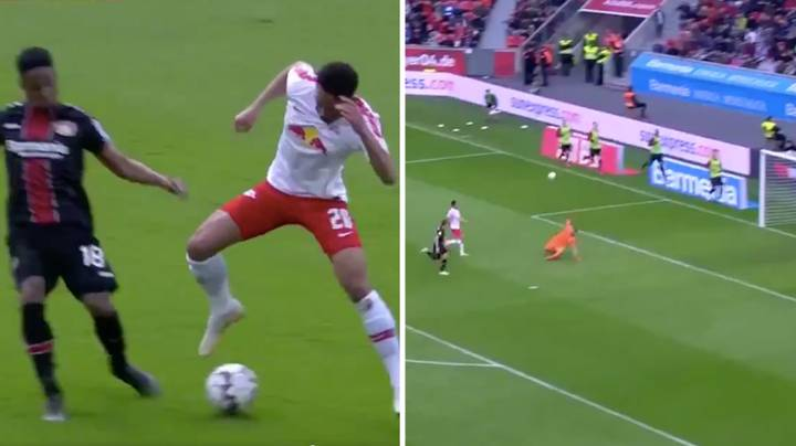 RB Leipzig Winger Matheus Cunha Has Just Scored One Of The Filthiest Goals You'll See All Season