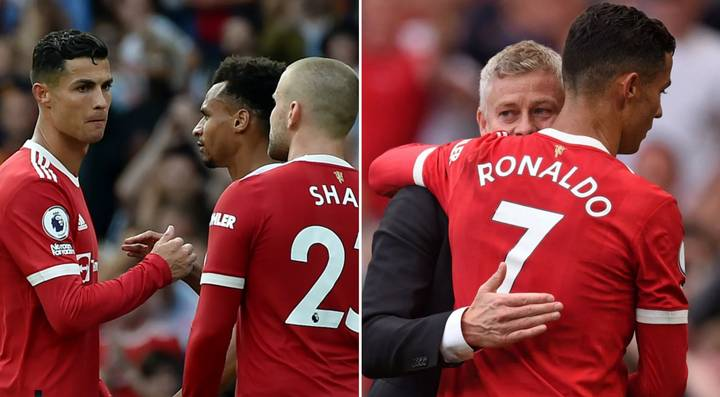 """Cristiano Ronaldo Gave The Manchester United Team A """"Speech"""" Last Night Before They Thrashed Newcastle"""