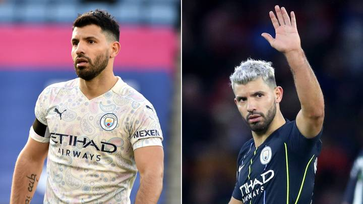 Sergio Aguero Is In 'Advanced Negotiations' To Complete Move Away From Man City