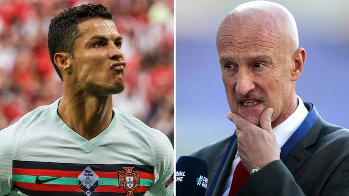 Hungary Manager Takes Aim At 'Annoying' Cristiano Ronaldo For Over-The-Top Penalty Celebration