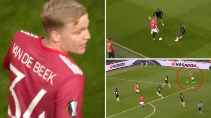 Donny Van De Beek Compilation vs Granada Proves He 100% Deserves More Minutes For Manchester United