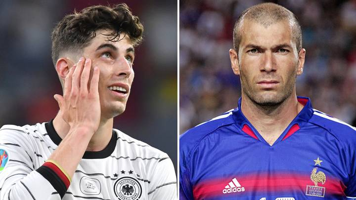 Chelsea Star Kai Havertz Compared To Zinedine Zidane In 'Terms Of Skills, Technique And Overview'