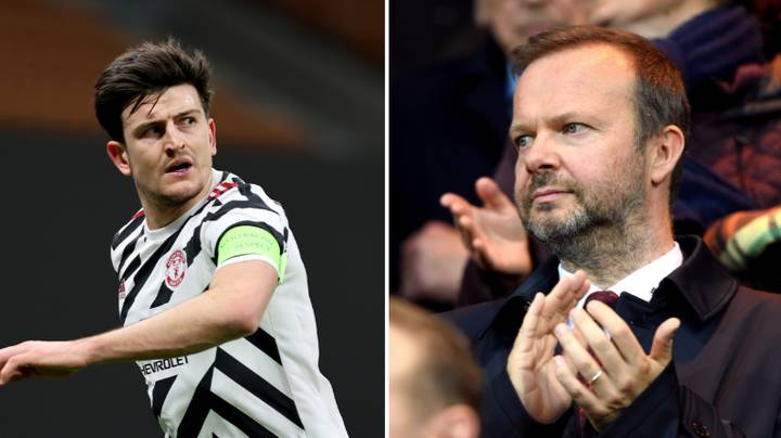Harry Maguire 'Confronted' Ed Woodward Over European Super League
