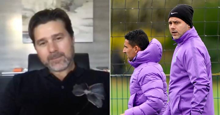 Mauricio Pochettino Finally Gives His 'All Or Nothing' Reaction