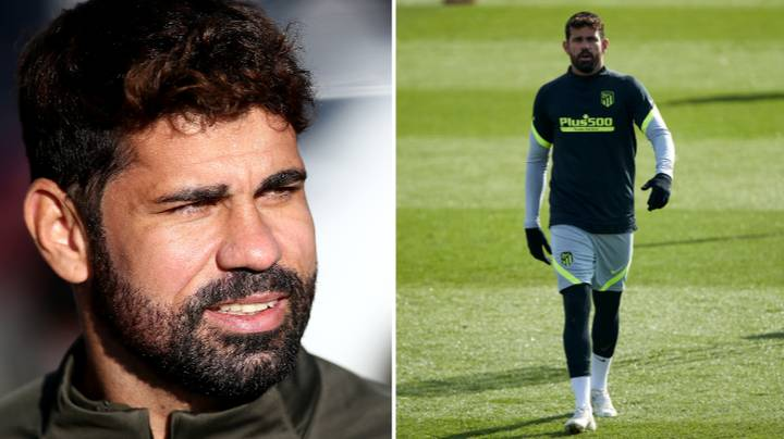 Diego Costa Has Asked Atletico Madrid To Terminate His Contract