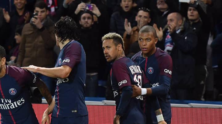 Neymar Has Done The Unthinkable To Edinson Cavani