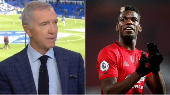 Graeme Souness Launches Scathing Rant On Manchester United's Paul Pogba