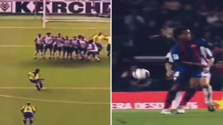 Compilation Of Ronaldinho's Best Bits Shows How He Brought Joy To Football