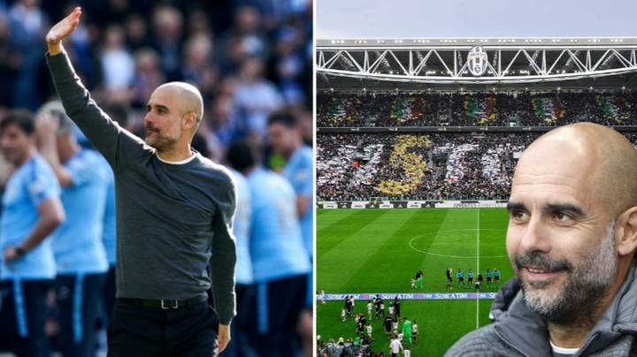 Pep Guardiola Reportedly Agrees Four Year Deal To Become Juventus Manager