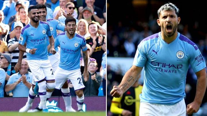 Manchester City Blow Watford Away With Stunning Performance At The Etihad