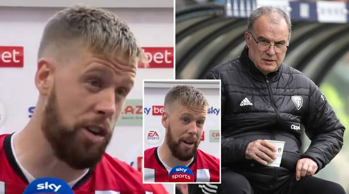 Pontus Jansson Pays Tribute To Marcelo Bielsa Immediately After Promotion In Remarkable Interview