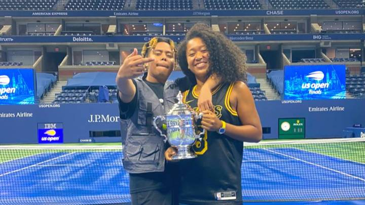 Fans On Social Media Are Going To Town On Naomi Osaka's Rapper Boyfriend