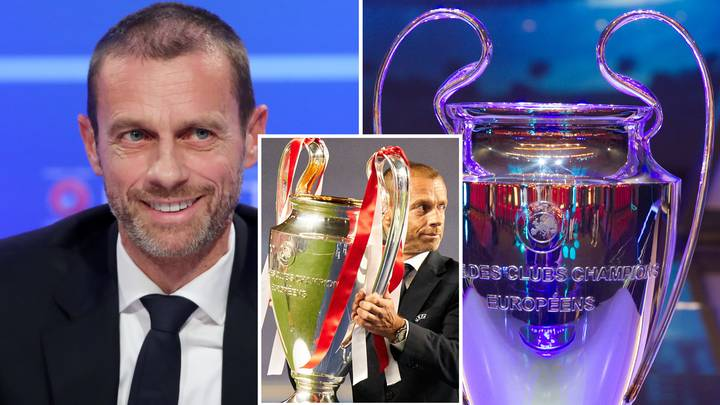 UEFA To 'Introduce HUGE Champions League Change' From 2024 And Will 'Copy' Super Bowl Concept