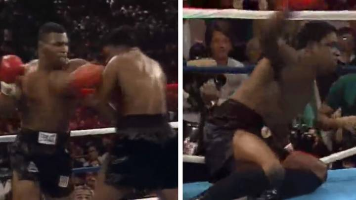 Rage, Grief And An STD: The Story Behind Mike Tyson's Most Incredible Knockout