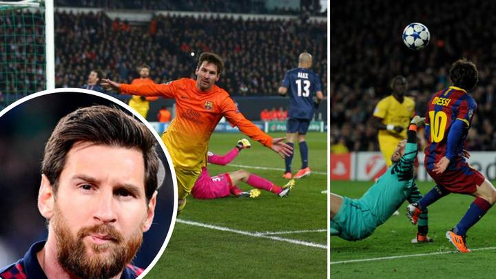 Fan's Lionel Messi Thread Shows Every Time Barcelona 'Needed Him And He Delivered'