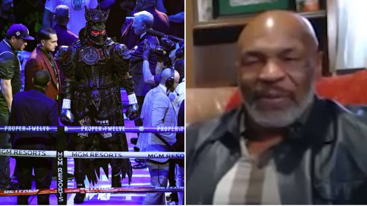 Mike Tyson Finally Gives His Take On Deontay Wilder's Costume Excuse