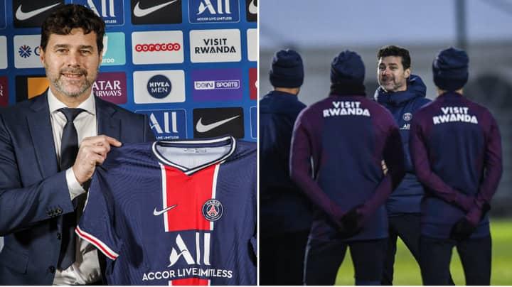 Mauricio Pochettino's Grueling First Training Session With Paris Saint-Germain Revealed