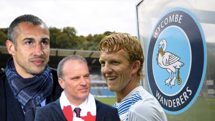 League One Side Wycombe Wanderers In Takeover Bid From Henrik Larsson, Dennis Bergkamp And Dirk Kuyt