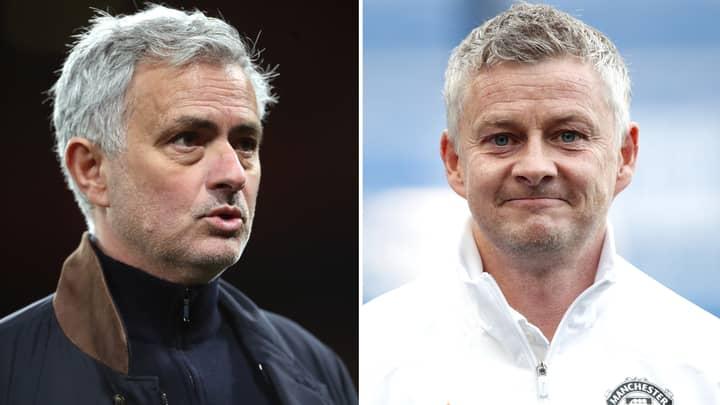 Jose Mourinho Slams Ole Gunnar Solskjaer In Scathing Rant Over Son Heung-Min Food Remarks
