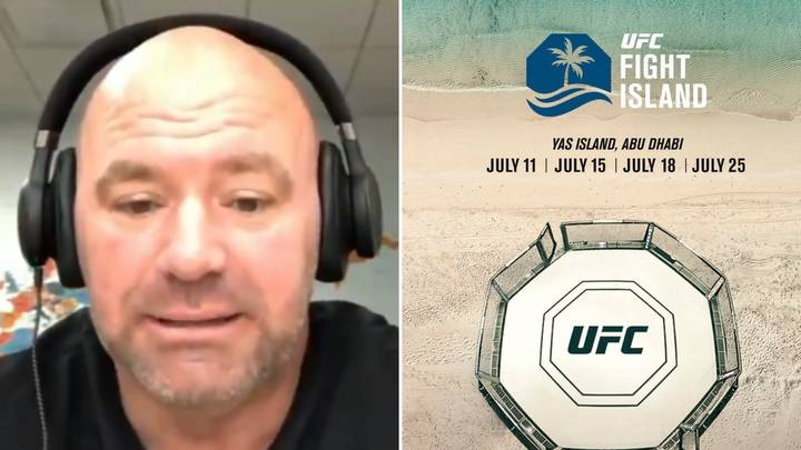UFC's First 'Fight Island' Card Announced And It Is Absolutely Stacked