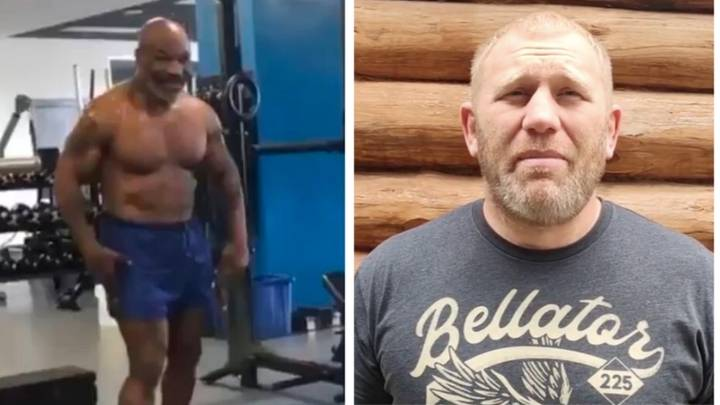 Mike Tyson Accused Of Being 'Juiced Up' Ahead Of Comeback By Bellator Fighter