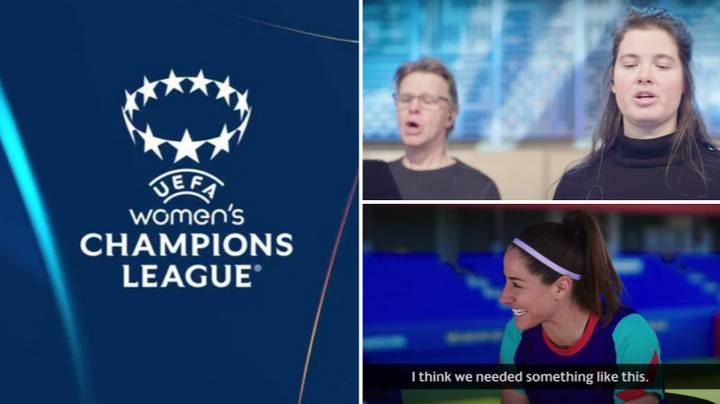 The UEFA Women's Champions League Has A Brand New Anthem