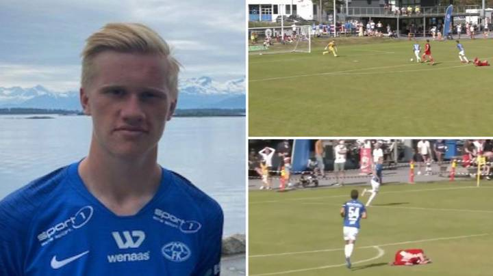 Albert Braut Tjåland Follows In His Cousin's Footsteps And Scores On Molde FK Debut