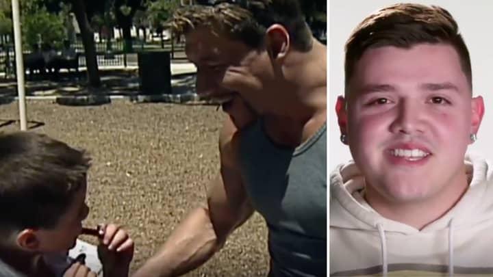 Rey Mysterio's Son Recalls Eddie Guerrero's Touching Gesture During WWE Segment