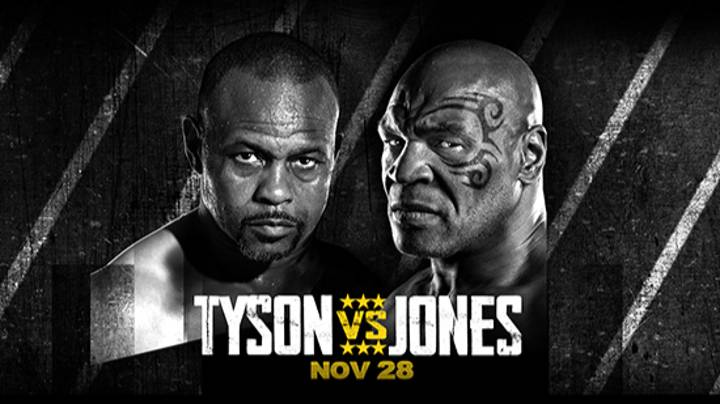 Mike Tyson Vs. Roy Jones Jr - What Time Does The Fight Start In The UK?