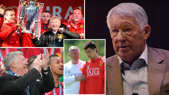 Sir Alex Ferguson Only Managed FOUR 'World-Class' Man United Players During 26 Years At Old Trafford