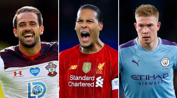 SPORTbible Pick Their Premier League Teams Of The Season