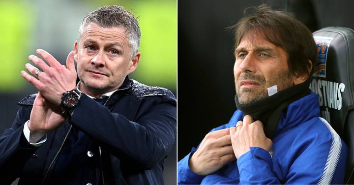 Manchester United Told To Replace 'Substandard' Ole Gunnar Solskjaer With Antonio Conte
