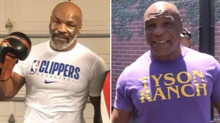 Mike Tyson Reveals He's Aiming For A KO Against Roy Jones Jr