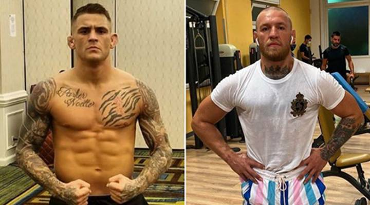 Conor McGregor Sets Up Huge Charity Fight With Former Rival Dustin Poirier