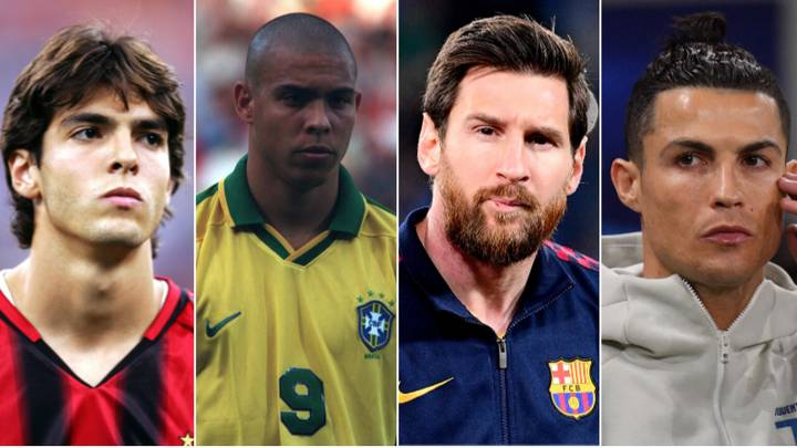 Fans Rank The Top 20 Footballers Of The 2000s