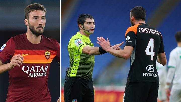 Roma's Bryan Cristante Hit With Ban For Making 'Blasphemous Expressions' Following An Own Goal