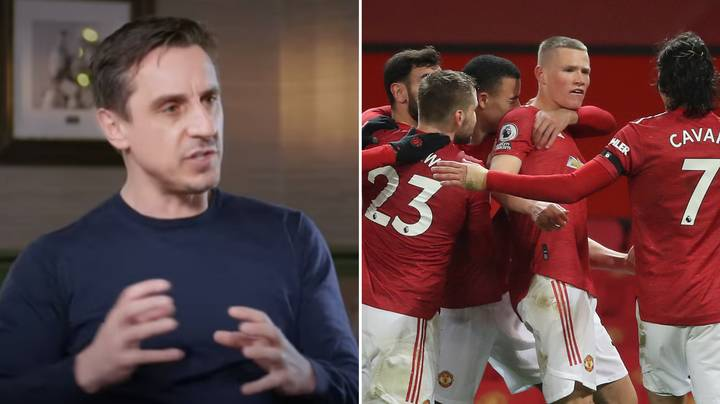 Gary Neville Names Three Transfers To Turn Manchester United Into Premier League Champions