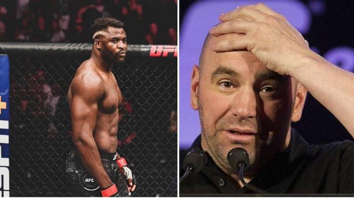 Francis Ngannou Sensationally Reveals He Could Quit UFC