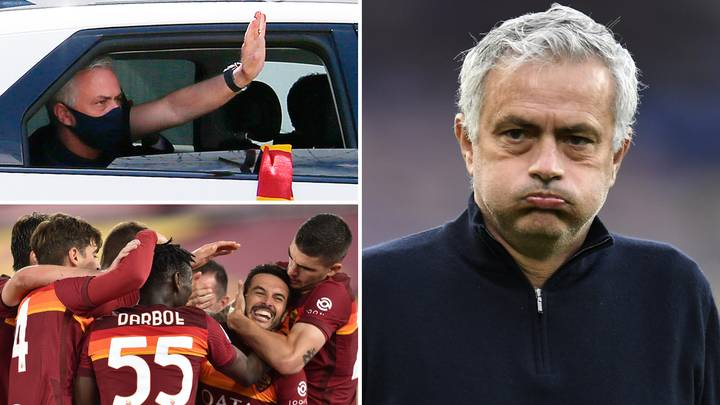 Jose Mourinho Axed EIGHT Roma Players From Training On First Day Of Pre-Season