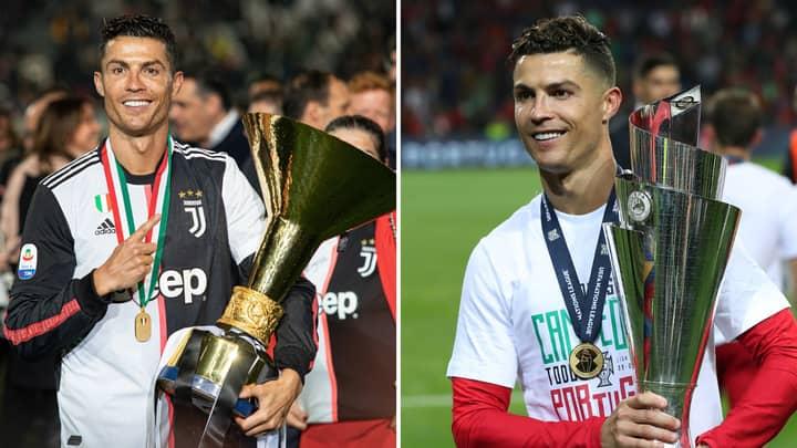 Cristiano Ronaldo Drops Shock Retirement Claim Ahead Of New Season With Juventus