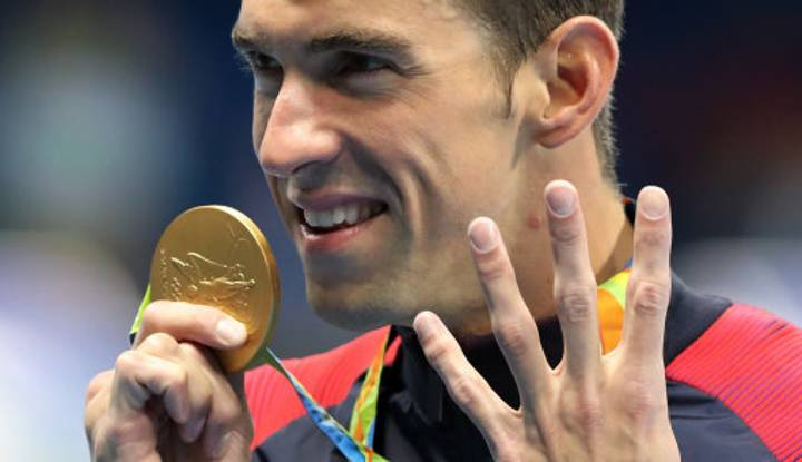Michael Phelps Owes A Shit-Ton Of Money To The Tax Man After His Rio 2016 Performance