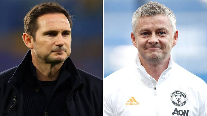 'Man United Boss Ole Gunnar Solskjaer Will Not Reach The Standards Chelsea Manager Frank Lampard Will'