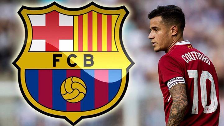 Two Barcelona Stars Don't Want The Club To Sign Philippe Coutinho